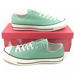 Converse CTAS 70 Low Ox Shoes Sneakers Jade Green